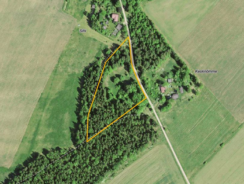 Home - Land for sale in Estonia  Forest land, Arable land