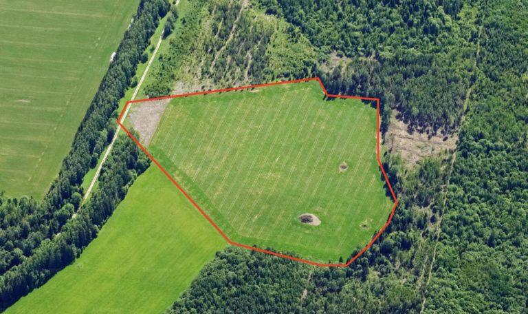 Сельскохозяйственная земля возле Ярва-Яани