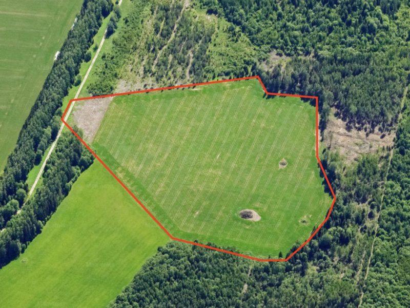 Agricultural land near Järva-Jaani