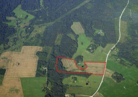 Agricultural land in Tartu parish