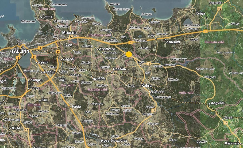 Attraktive Immobilien im Landkreis Harju