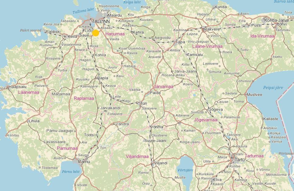 Elamumaa Tallinna piiril